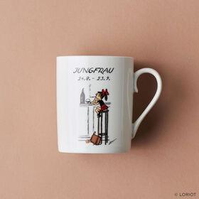LORIOT Kaffeetasse Jungfrau