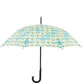 TULIP Regenschirm Tulpe grün