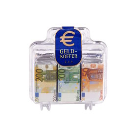 EURO Geldkoffer mit Schokolade 36g