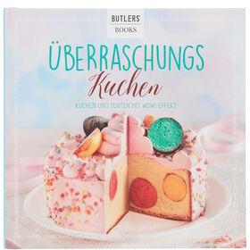 KOCHBUCH Butlers 20x20 Überraschungskuch