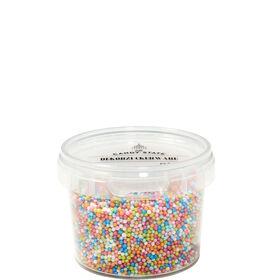 CANDY STATE Zuckerdekor Perlen bunt 85g