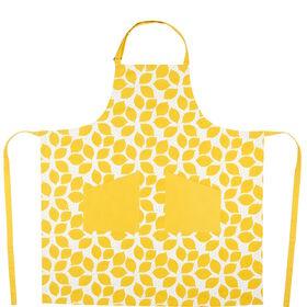 LEMON Schürze 90x100 cm Zitrone