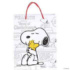 PEANUTS Geschenktüte Snoopy & Woodstock