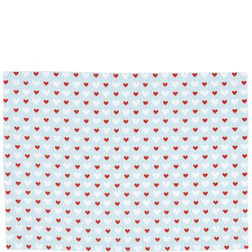 HEART TO HEART Tischset 33x45 cm