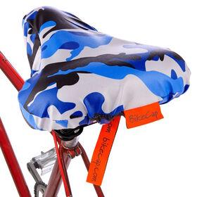 BIKE CAP Sattelüberzug Camouflage