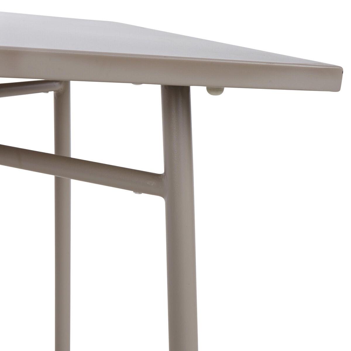CARREFOUR Tisch 75x75 cm taupe