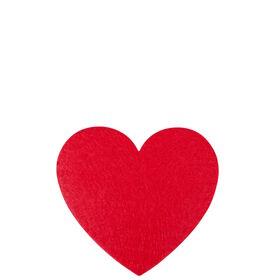FELTO Untersetzer Herz 11x12x0,5