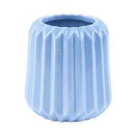 SPHERE Vase 8cm  hellblau