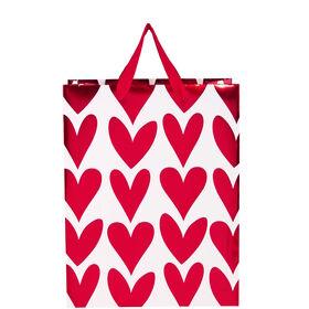 HEART TO HEART Geschenktasche Herzen gro