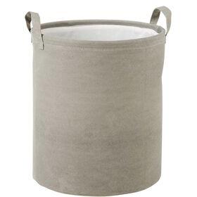 DIRTY LAUNDRY Wäschekorb 45 cm grau