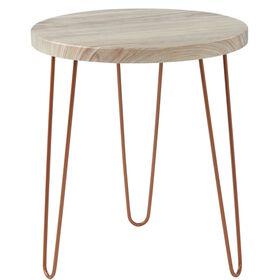 TABLE TALK Beistelltisch in Holzoptik