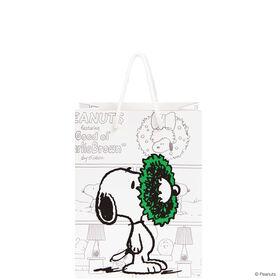 PEANUTS Geschenktasche Snoopy kleinX-MAS
