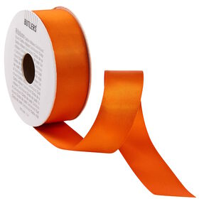 RIBBON Satinband 5m x 25mm, orange