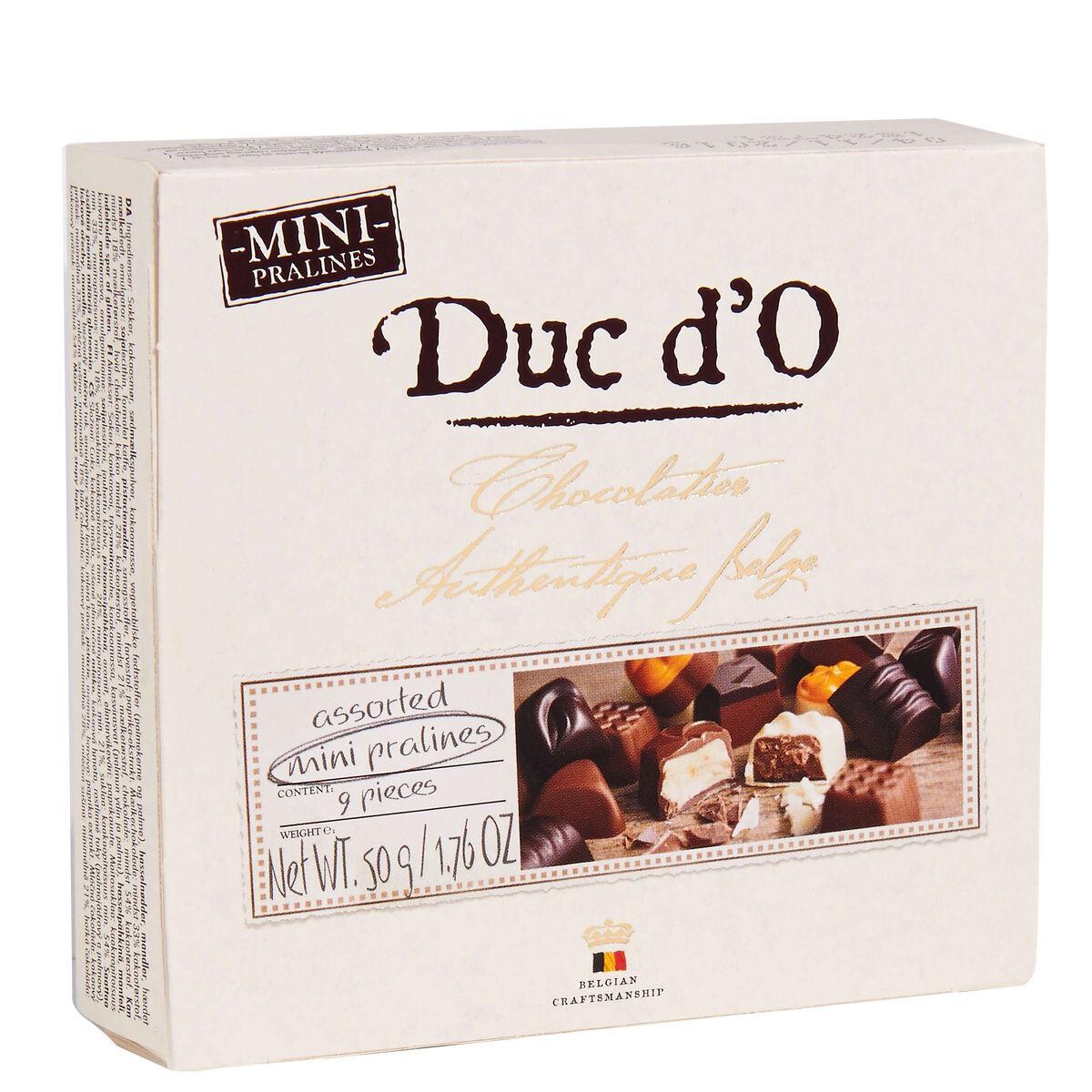 DUC D´O Mini Pralinen 9 Stück, 50g