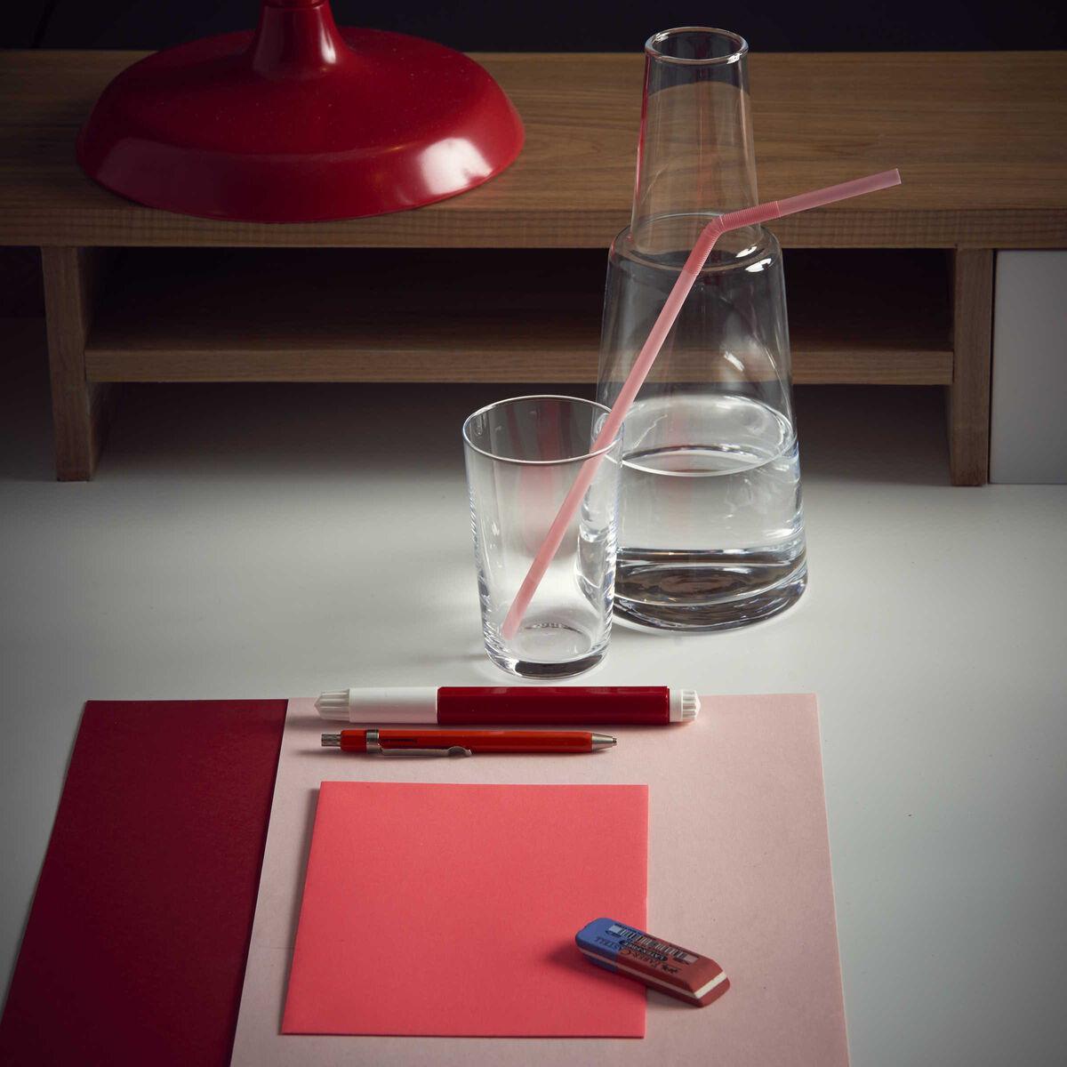 water glas karaffe 800 ml mit trinkglas butlers. Black Bedroom Furniture Sets. Home Design Ideas