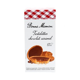 BONNE MAMAN Tartelettes chocolat 135g