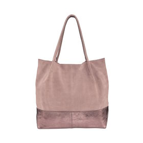 BOUTIQUE Shopper, rosa/rosé-gold