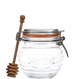 REFRESH Honigtopf mit Löffel