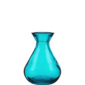 LILIPOT  Mini Vase aus Glas, türkis