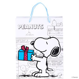 PEANUTS Geschenktüte Snoopy