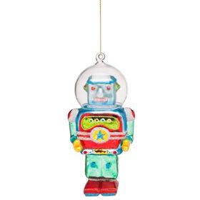 HANG ON  Roboter Astronaut Glas 15cm