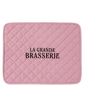 LA GRANDE BRASSERIE Tischset rosa