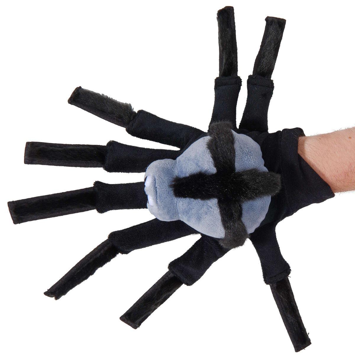 WILD GUYS Handpuppe Spinne