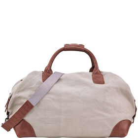 TRAVELLER Canvas Tasche grau