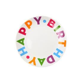 HAPPY BIRTHDAY Teller 20,3 cm