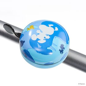 PEANUTS Fahrradklingel 80mm Snoopy, blau