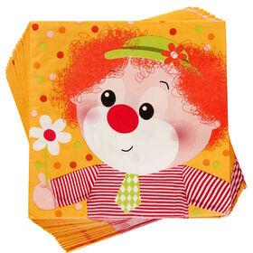 APRÈS Serviette Clown