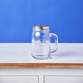 KILNER Trinkglas mit Deckel