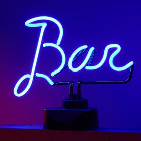 BAR Neon-Leuchte Bar
