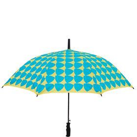RAIN OR SHINE Regenschirm Dreiecke türki