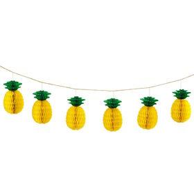 ALOHA Ananas Girlande 150cm