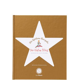 BOOK Der Kleine Prinz (goldene Ausgabe)