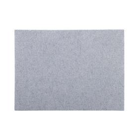 FELTO Tischset 33x45cm grau