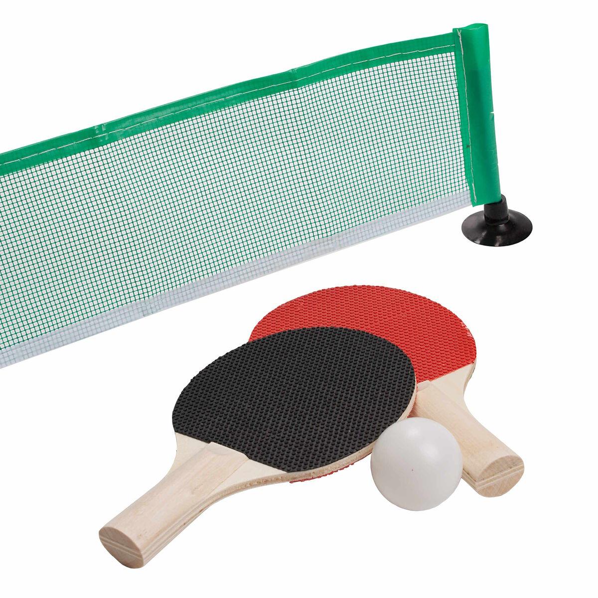 LITTLE BORIS Kinder Tischtennis Set m.Ba