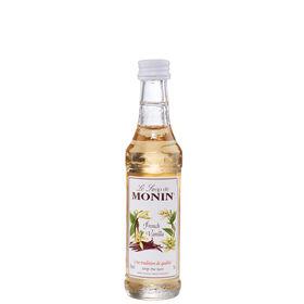 MONIN Mini Sirup French Vanilla 50ml