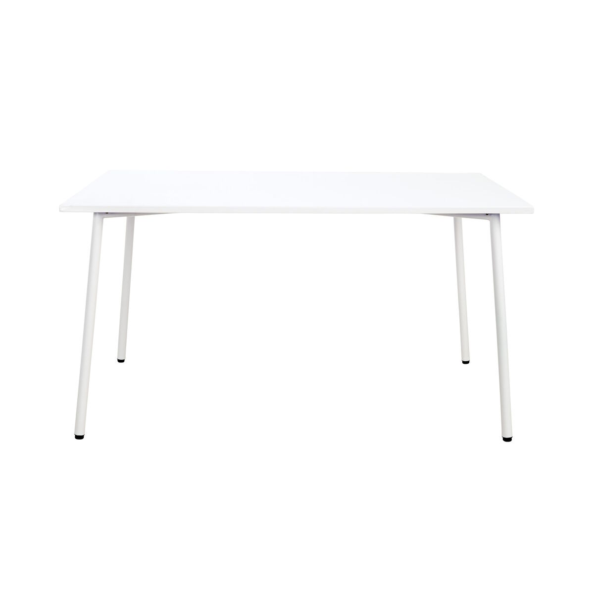 CARREFOUR Tisch 140x80 cm weiß