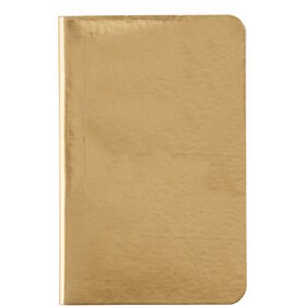 JOURNAL Notizbuch A5 gold
