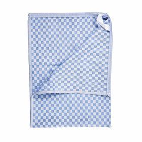 NICE DRY Grubentuch, waschbar 90°, blau