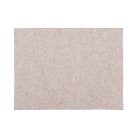 FELTO Tischset 33x45cm beige melange