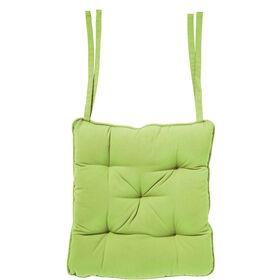 SOLID Sitzkissen 35x37 grün