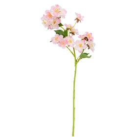 FLORISTA kleiner Kirschblütenzweig,rosa