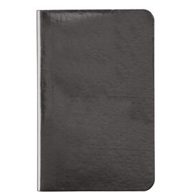 JOURNAL Notizbuch A5 dark metallic