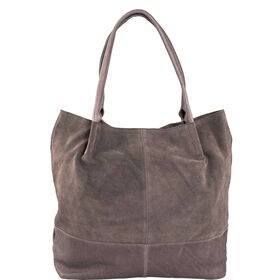 BOUTIQUE Shopper grau