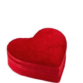 HEART Herzdose samt klein