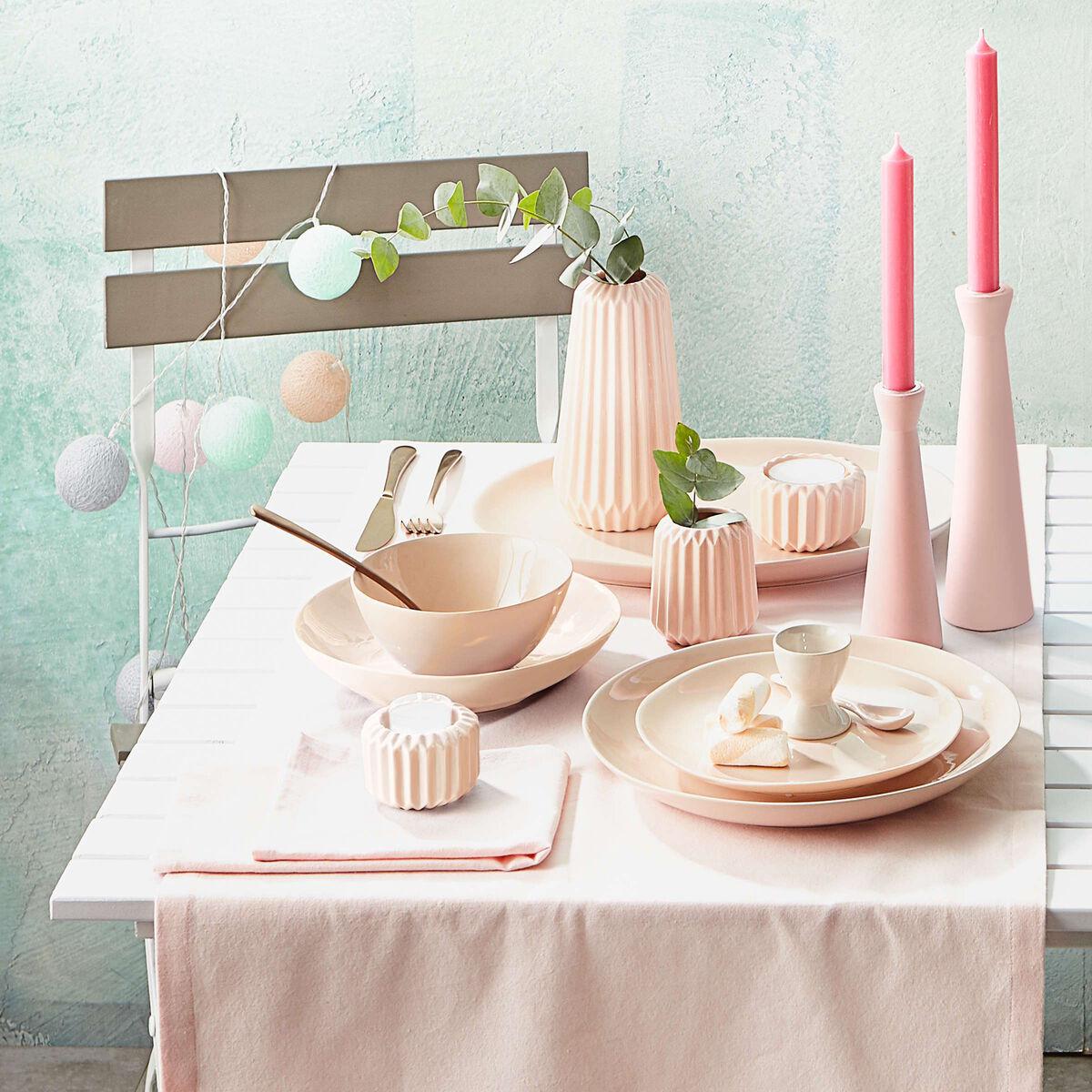 SPHERE Vase 18cm  rosa