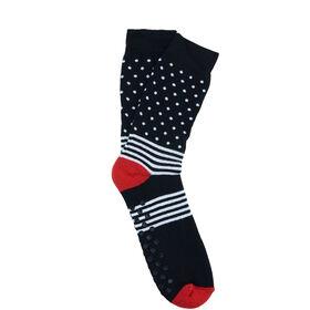 COZY SOCKS Socke Streifen Punkte sz35-38